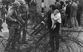 Falls Road Belfast 1969