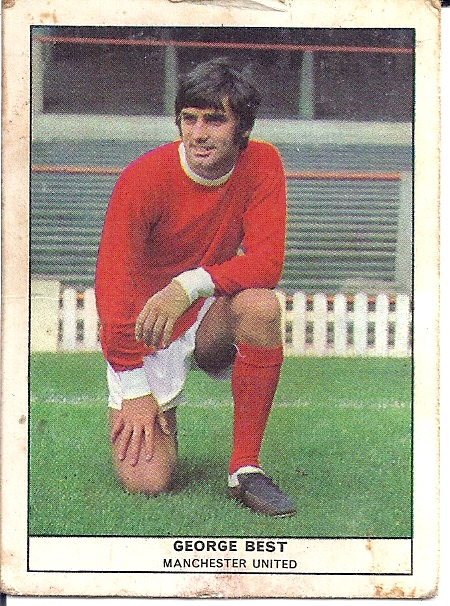George Best Front